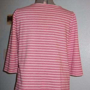 Croft and Barrow Womens Blouse Plus Size XL 1X